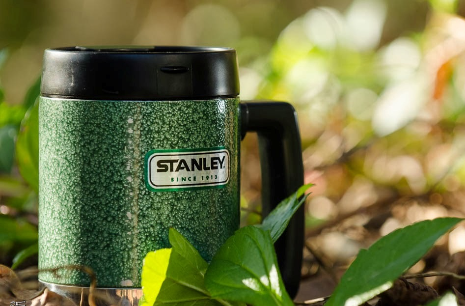 Image of: Green Stanley Coffee Mug