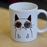 Grumpy Cat Mug Designs