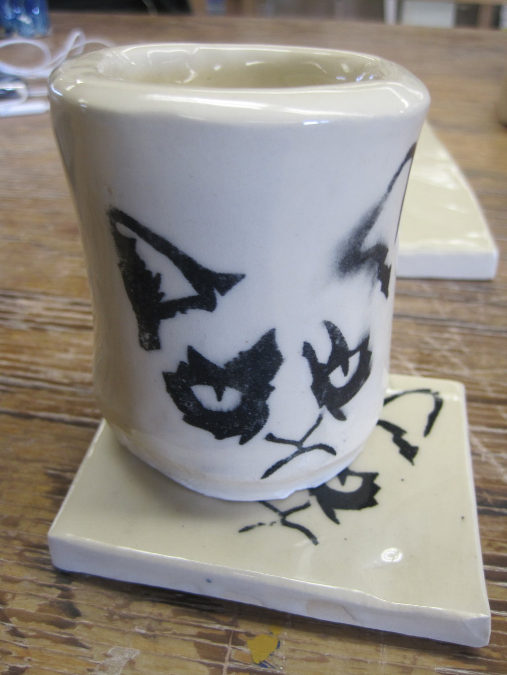 Image of: Grumpy Cat Mug Sets