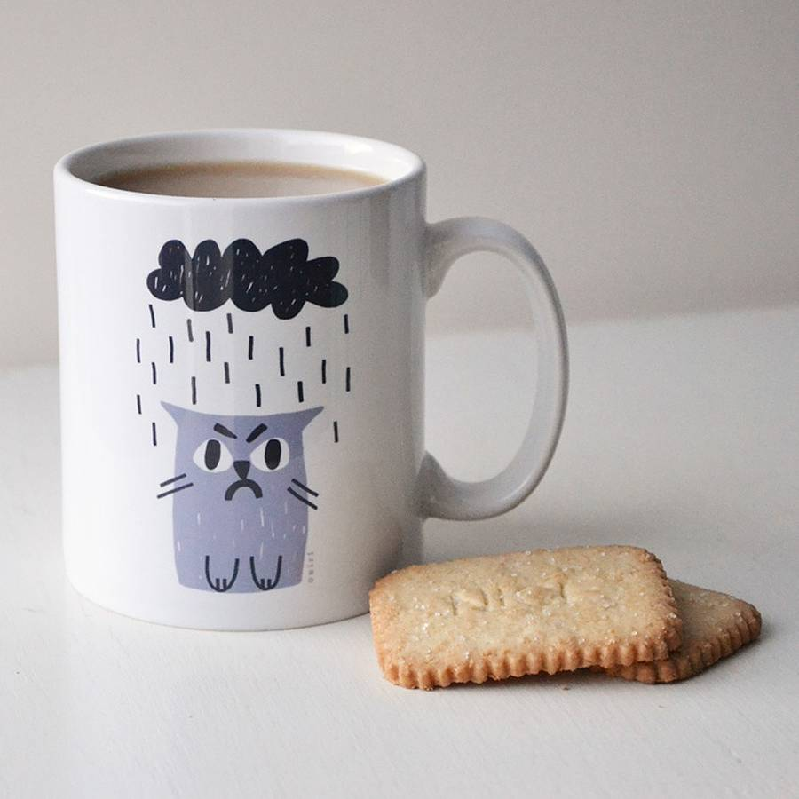 Image of: Grumpy Cat Mug Theme