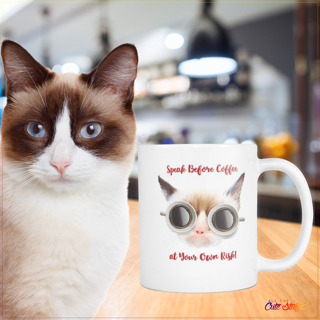 Image of: Grumpy Cat Mug