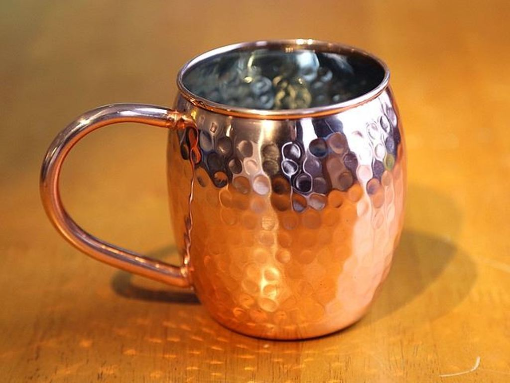 Image of: Hammered Copper Mugs Bed Bath and Beyond Sale