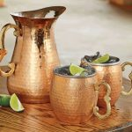 Hammered Copper Mugs Best Price