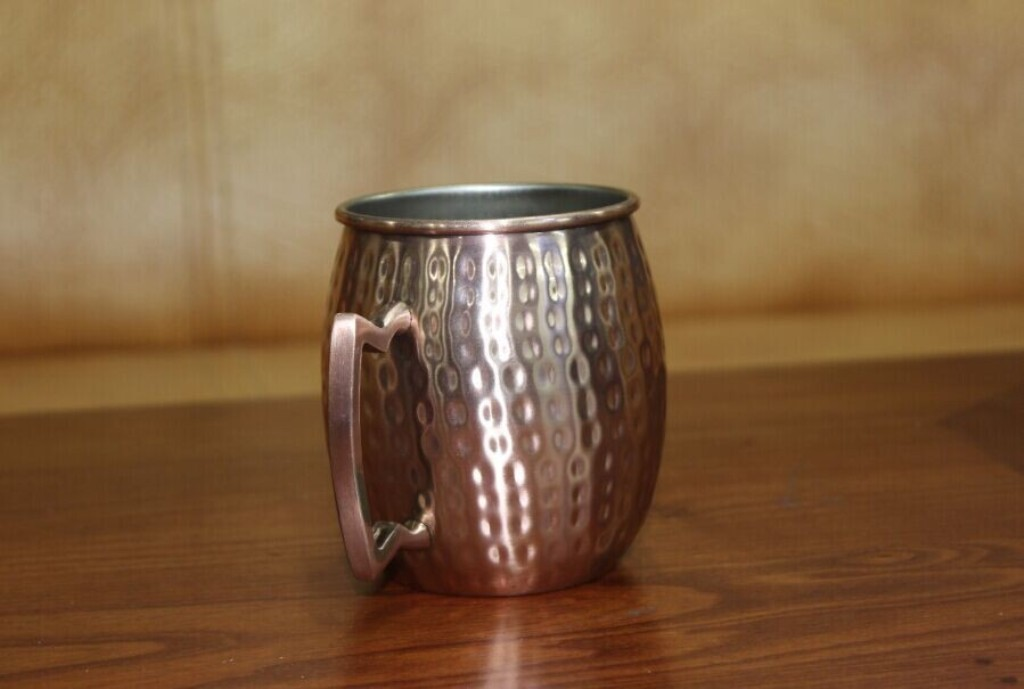 Image of: Hammered Copper Mugs Blog