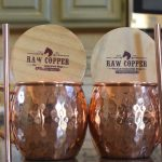 Hammered Copper Mugs Brisbane