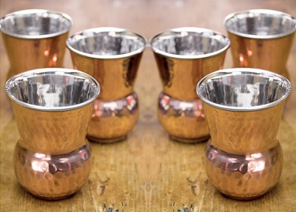 Image of: Hammered Copper Mugs Bulk