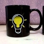 Heat Sensitive Mug Lamps