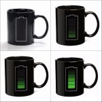 Heated Coffee Mug Battery