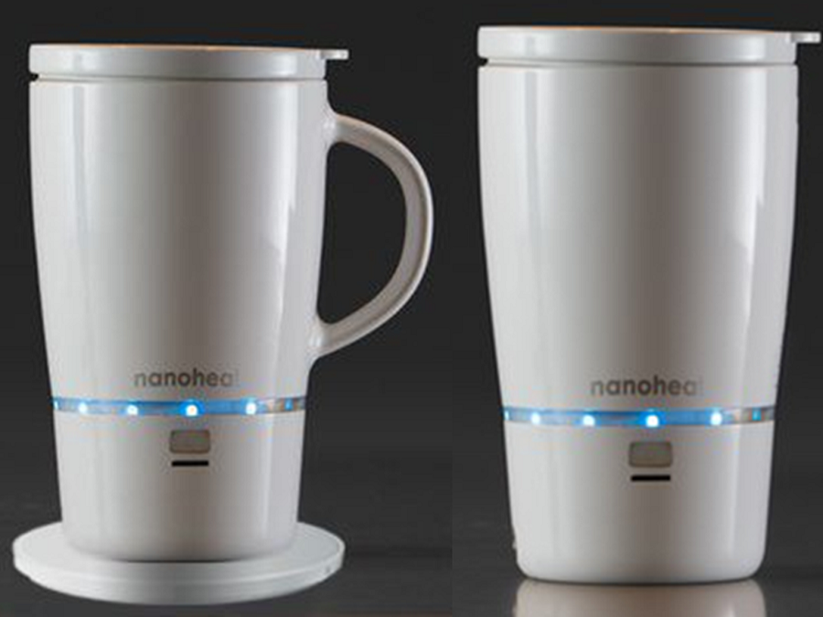 Image of: Heated Coffee Mug System