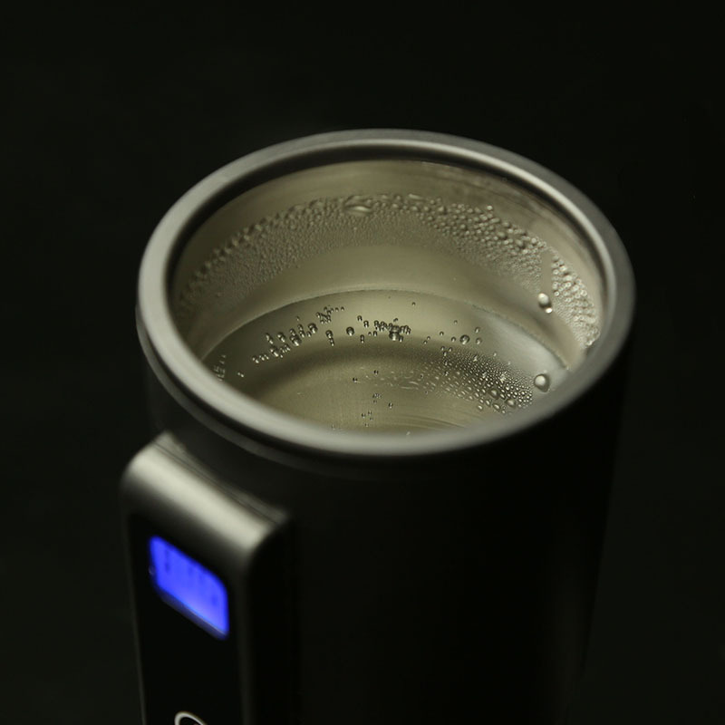 Image of: Heated Travel Mug