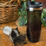 Hot Tea Infuser Travel Mug