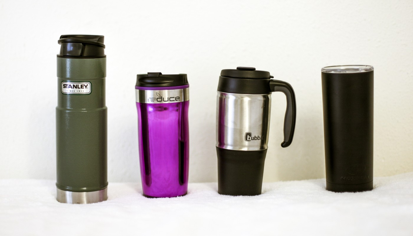 Image of: How to Clean Thermos Coffee Mug Lid