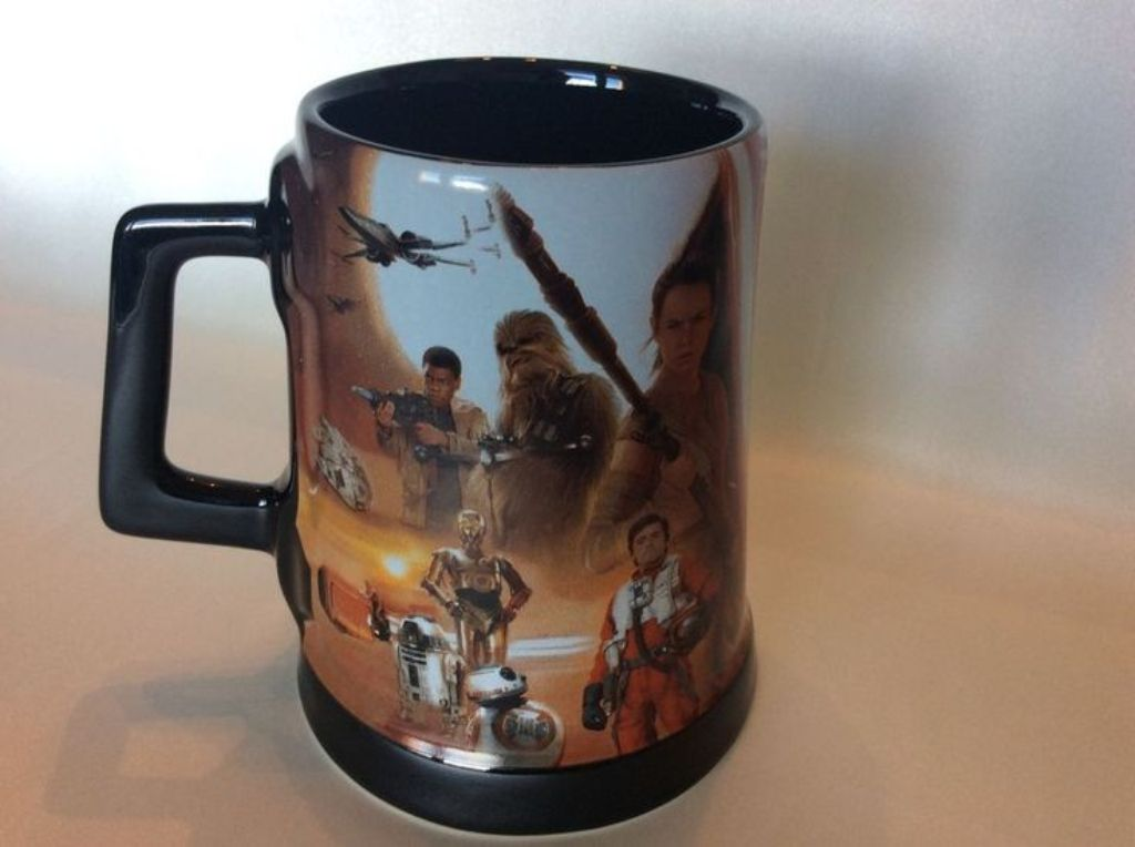 Image of: I Love You Star Wars Mugs