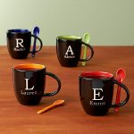 Initial Customize Mug