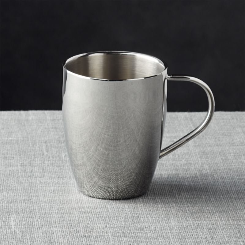 Image of: Insulated Stainless Steel Mug