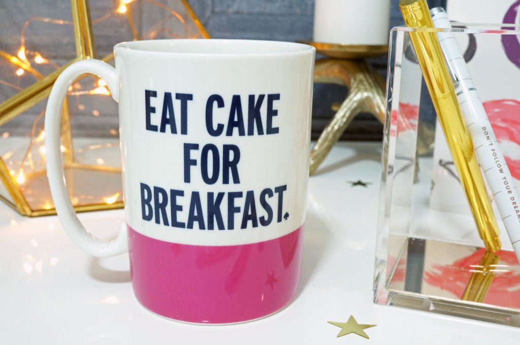Image of: Kate Spade Mugs Green
