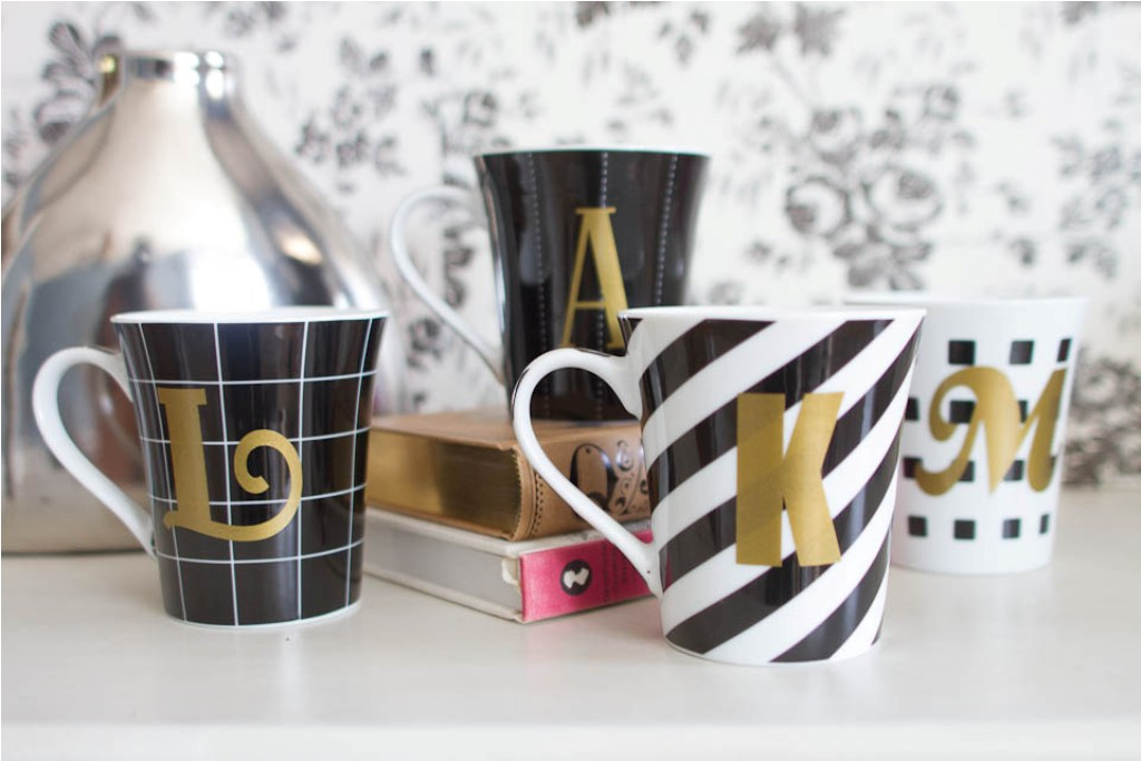 Image of: Kate Spade Mugs Holiday