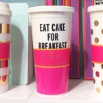 Kate Spade Mugs Illustrated