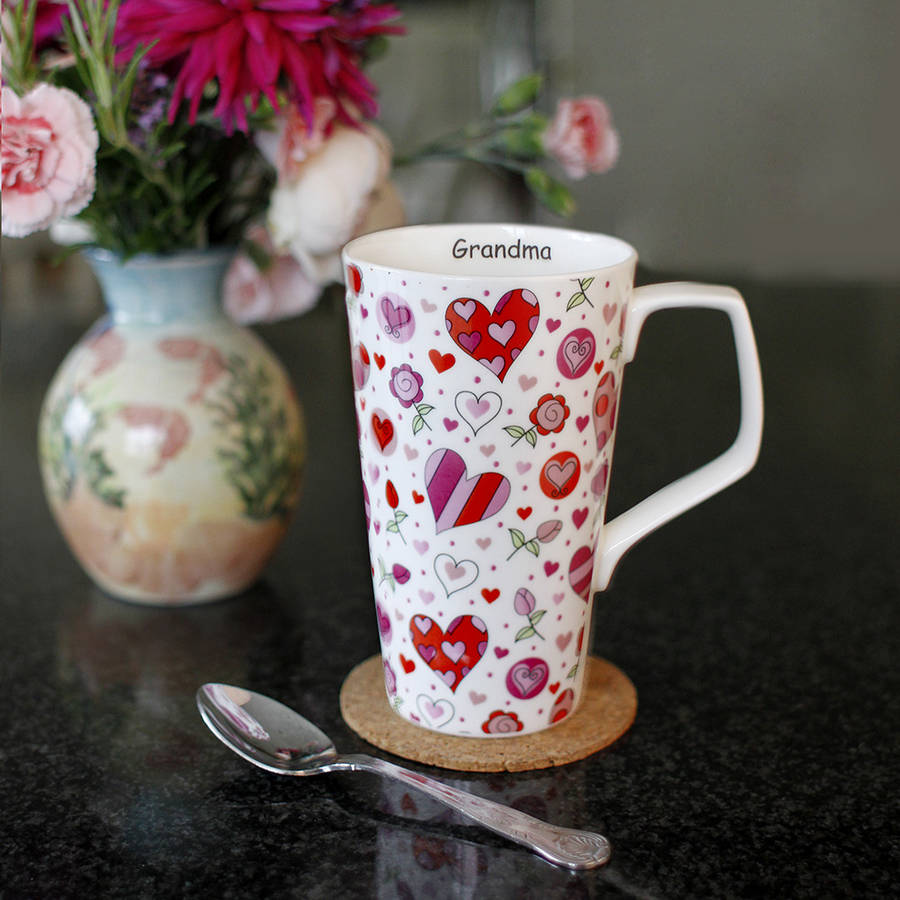 Image of: Love Latte Mugs