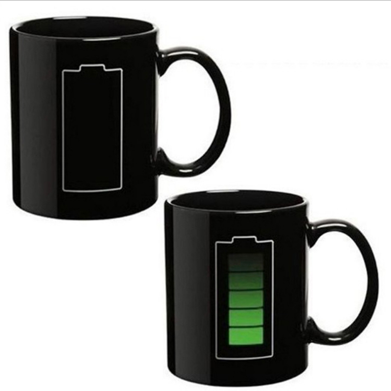 Image of: Magic Battery Coffee Mug