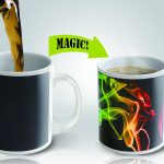 Magic Heated Coffee Mug