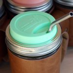 Mason Jar Coffee Mug Lid