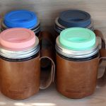 Mason Jar Coffee Mug Silicone