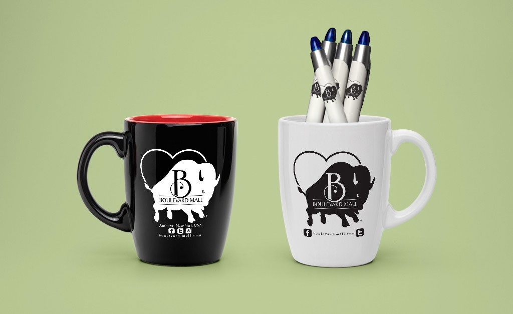 Image of: Modern Buffalo Mug