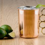 Modern Copper Mugs Moscow Mule