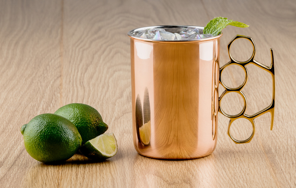 Image of: Modern Copper Mugs Moscow Mule