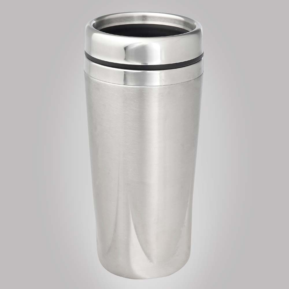Image of: Modern Stainless Steel Travel Mug