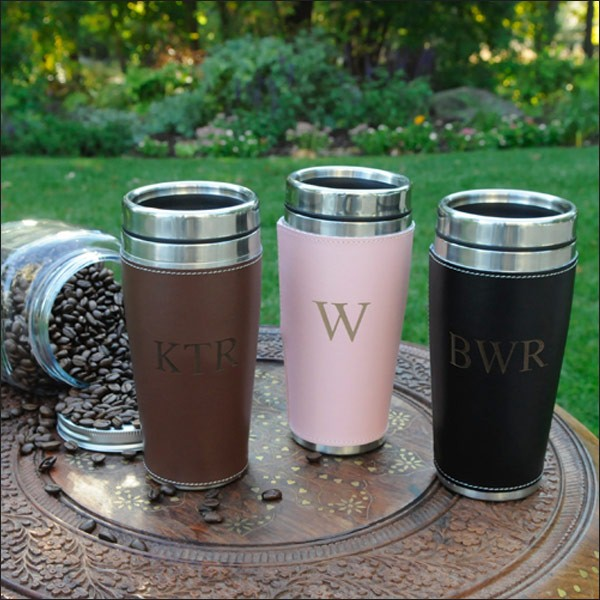 Image of: Monogrammed Coffee Mugs Types
