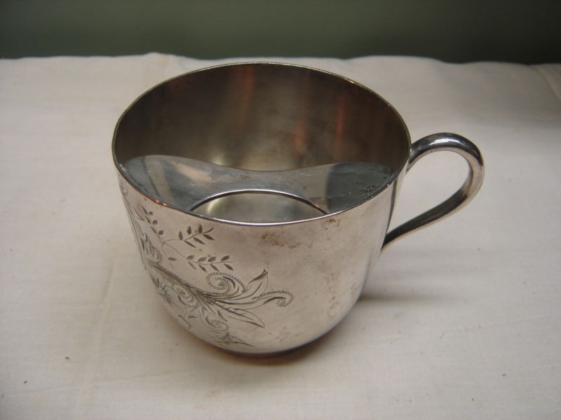 Mustache Mug Antique