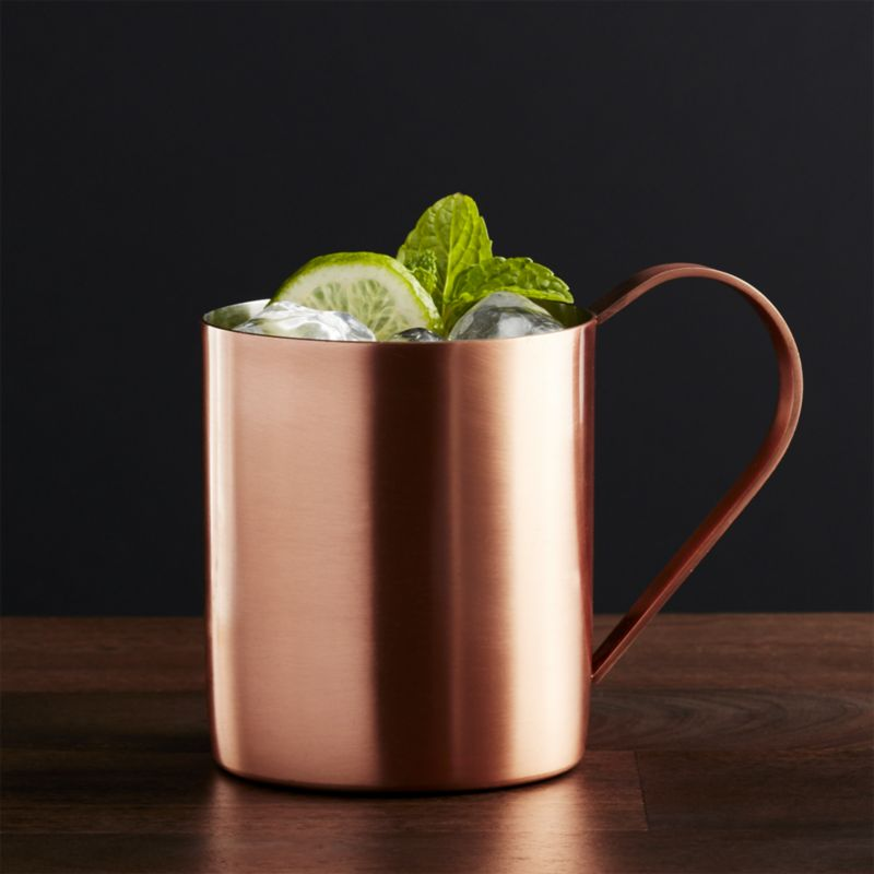 New Authentic Moscow Mule Mugs