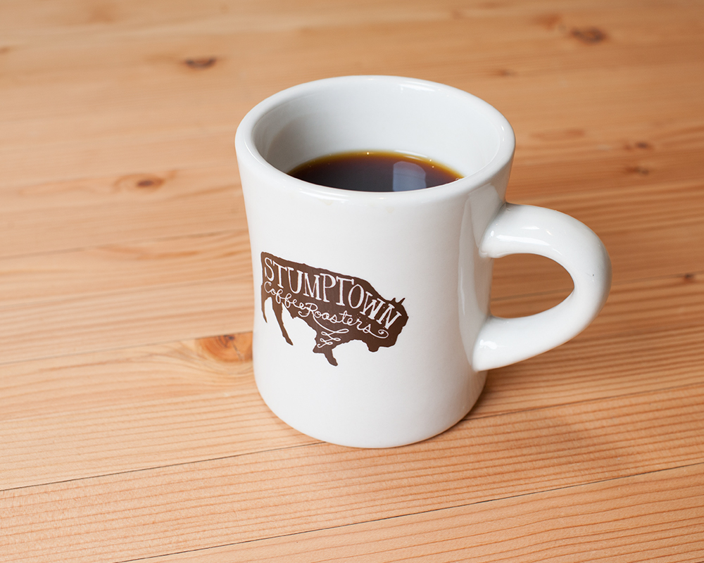 Image of: New Buffalo Mug Design