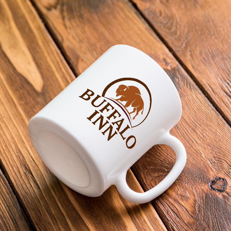 Image of: Nice Buffalo Mug
