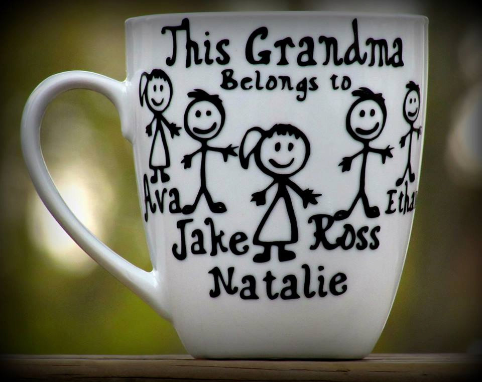 Image of: Nice Customize Mug