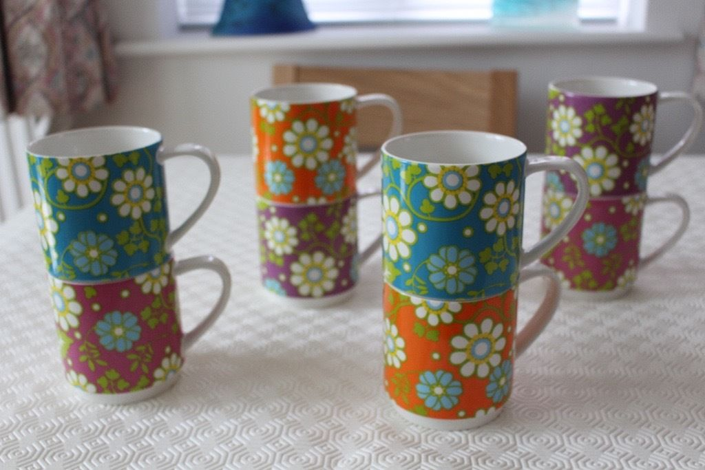 Image of: Nice Stackable Mugs