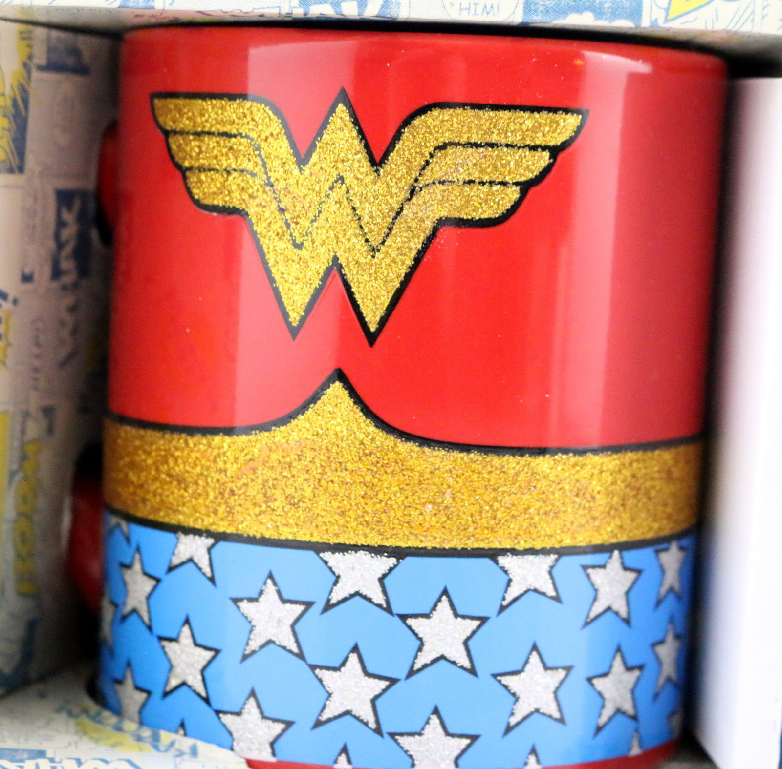 Image of: Nice Wonder Woman Mug