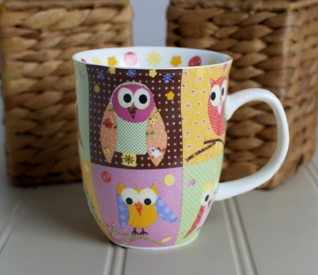 Image of: Owl Mugs Best
