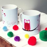 Owl Mugs Ceramic