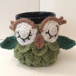 Owl Mugs Crochet