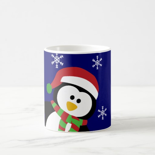 Image of: Penguin Mug Nice