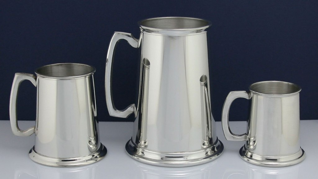 Image of: Pewter Mugs Bulk