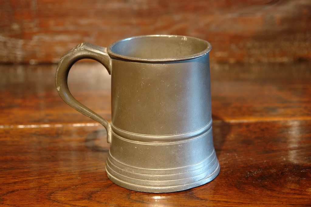 Image of: Pewter Mugs Meaning