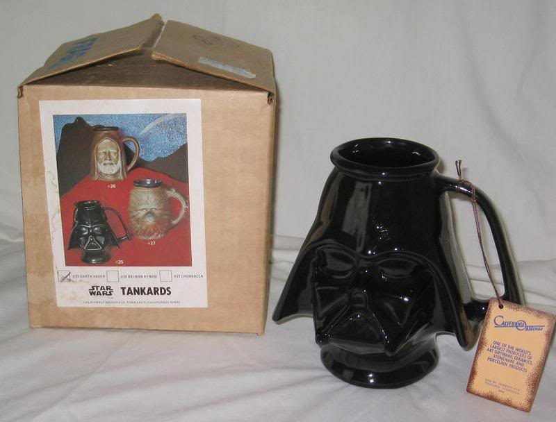 Image of: Popular Darth Vader Mug