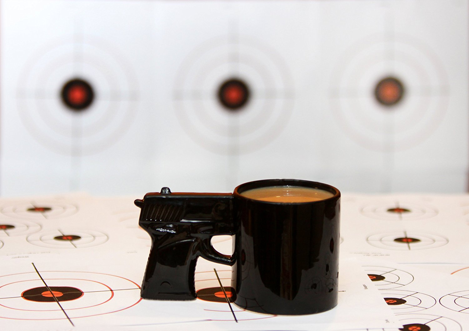 Image of: Popular Gun Mug