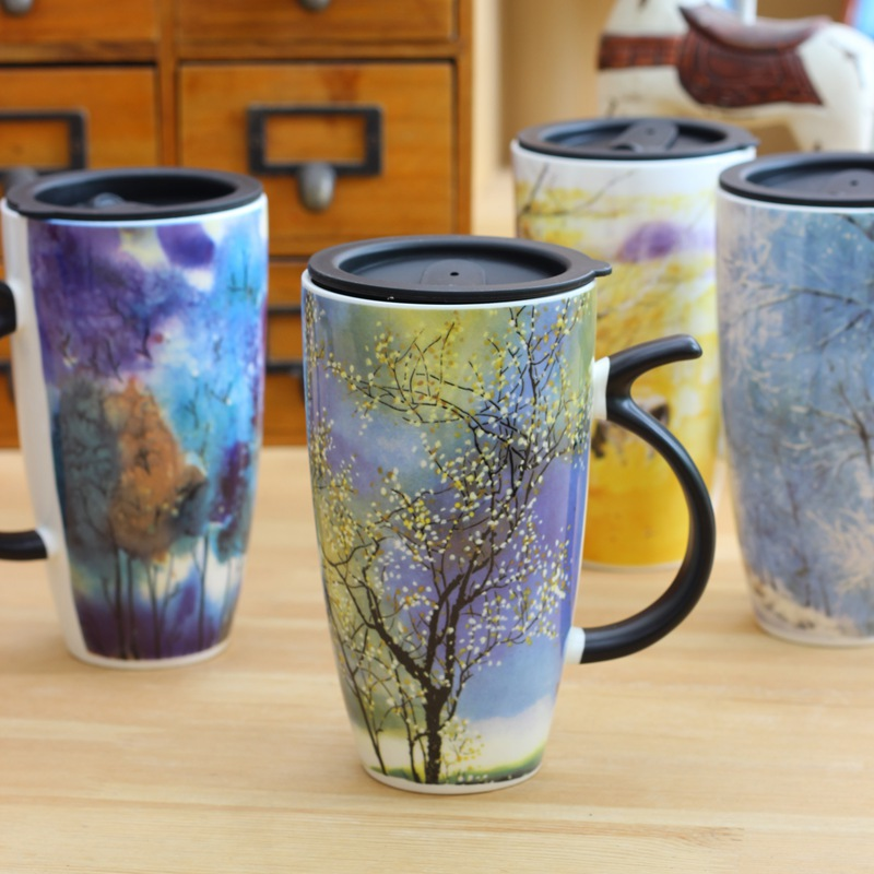 Image of: Popular Insulated Coffee Mugs