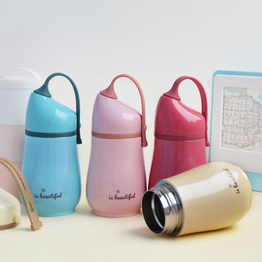 Image of: Popular Thermos Travel Mug With Handle