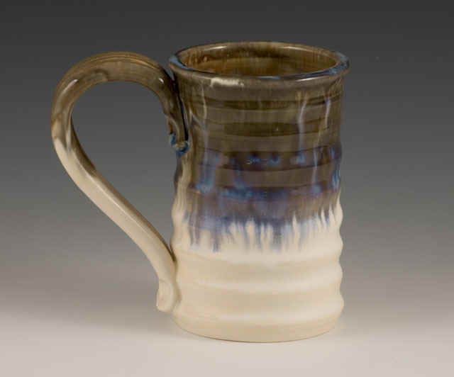 Image of: Pottery Mugs Cute